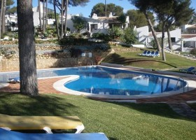 Semi detached villa for sale in Mijas