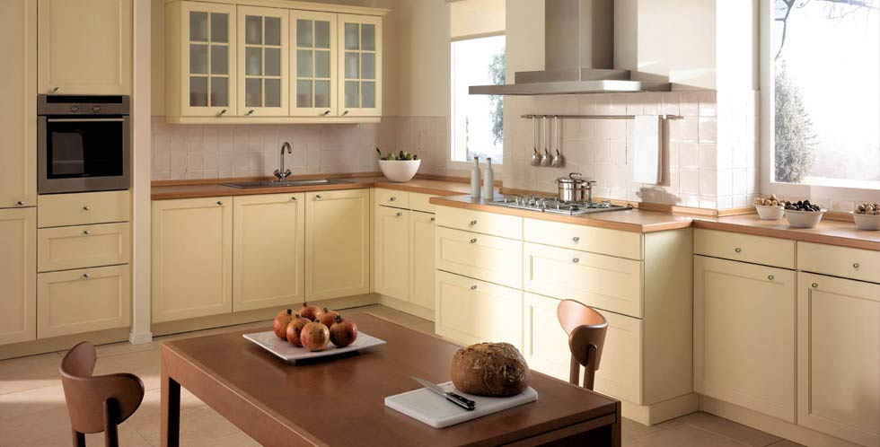 Kitchens for Cocinas integrales rusticas