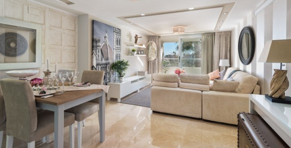 Brand new apartments for sale in Marbella