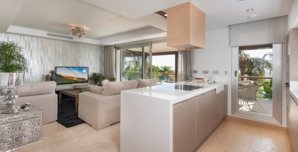 New luxury apartments for sale Marbella