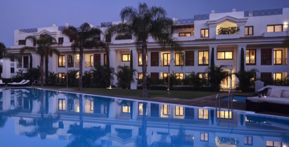 Luxury new development, Estepona