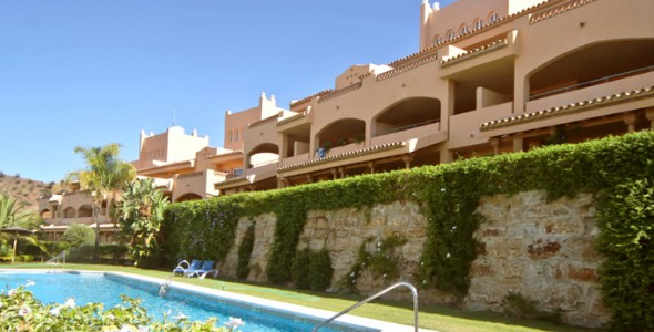 New development in Elviria, Marbella East
